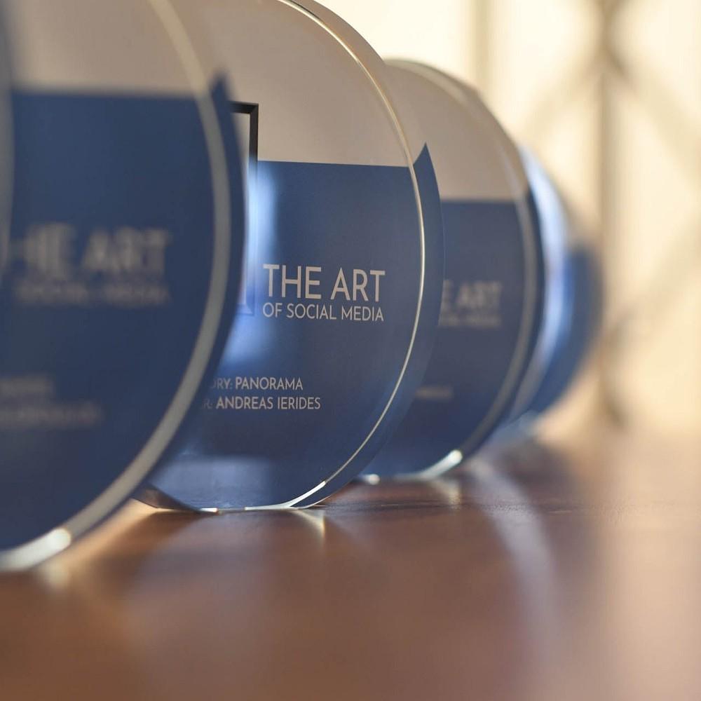 Ολοκληρώθηκε η έκθεση The Art of Social Media 2020 στο Ηράκλειο